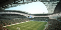 Football stadium 2 - NewsNN.Ru