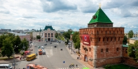 Nizhny novgorod with height 01 - NewsNN.Ru